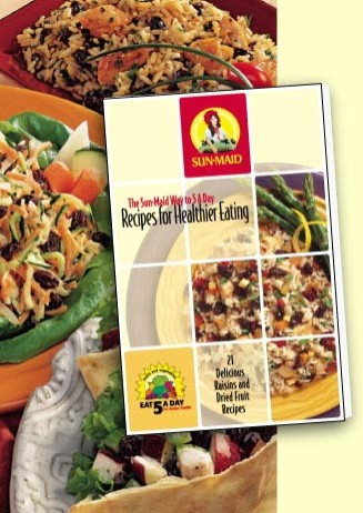 Get your read on go here to download your free recipe book from sun maid healthier eating forumfinder Image collections